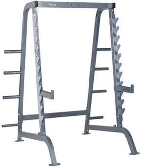 Half Cage Power Rack