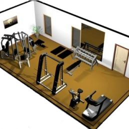 Corporate Gym Package