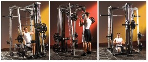 Powertec Smith Machine