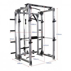 Force USA Folding Power Rack 3