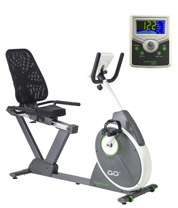 Holistic Gym Recumbent Bike Go 50